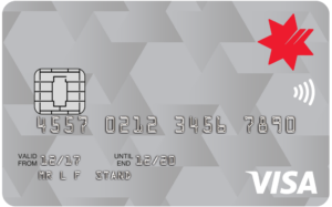 Picture of NAB Low Fee Card