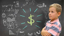 Four Core Financial Concepts for Kids of All Ages